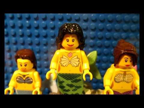 LEGO Der Ring des Nibelungen - Das Rheingold part 1