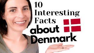 10 ИНТЕРЕСНИ ФАКТА ЗА ДАНИЯ: 10 Interesting Facts About Denmark: Опознайте Дания с Мен
