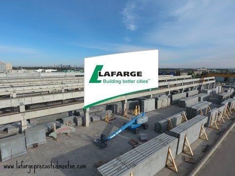 Precast Solutions by Lafarge Precast Edmonton