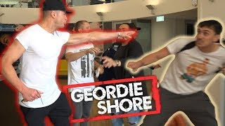 CRAZY OBSESSED FAN PRANK ON SCOTTY T!