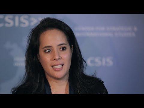 International Career Advancement Program Fellow: Ginny Barahona