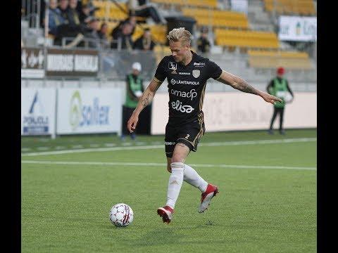 SJK TV - Ottelukooste SJK - FC Inter 18.5. 2018