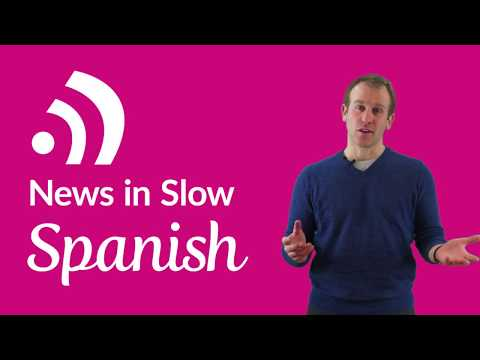 News in Slow Spanish Latino - Jan 23, 2018 Scientists identify the disease that wiped out the Aztecs