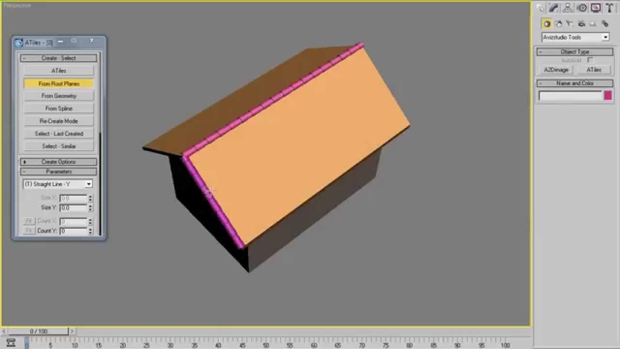 Avizstudiotools Atiles Quick Tip Roof Tiles Left Right Edges