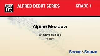 Alpine Meadows 1-6 16m Over Bridge