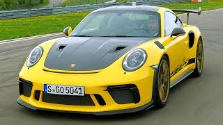 2019 Porsche 911 GT3 RS Weissach - The Ultimate 911 for High-Performance Drivers