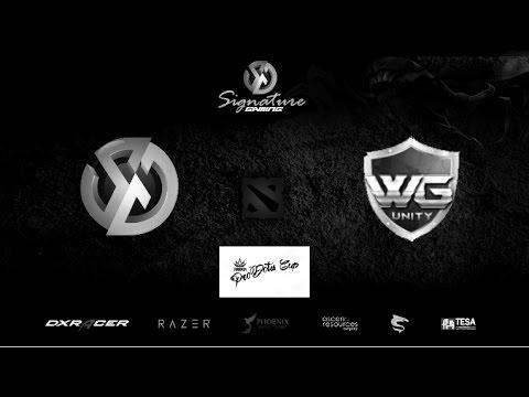 Signature.Trust Vs WG.Unity BO2 - ProDota Cup #3 SEA - Caster : RoCkLEE [Thai caster]