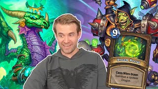 (Hearthstone) Dragon Druid ODs On Dream Portals