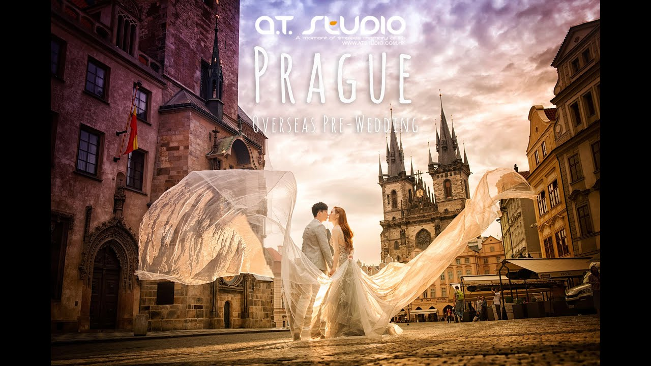 AT Studio 布拉格 - 人氣no.1 海外婚紗攝影 Prague Overseas Pre Wedding Photography
