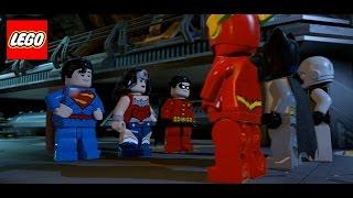 Lego Batman 3: Beyond Gotham #04 - Torre da Liga da Justiça