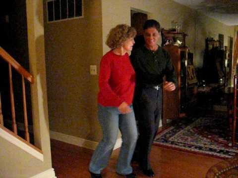 Carol and Carlos. East Coast Swing