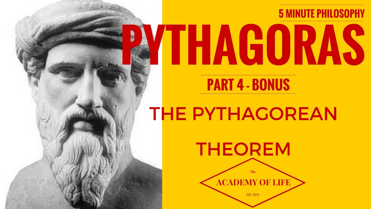 the life philosophies and followers of pythagoras
