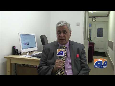 Geo News Special – London Event Calls Upon World To Ban RSS In US, Europe, UK