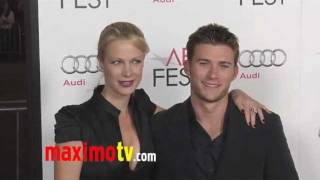 "Alison Eastwood and Scott Eastwood at ""J. EDGAR"" Premiere AFI Fest 2011"