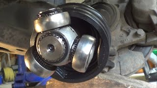 Замена пыльника шруса без специнструмента (Replace CV Boots)