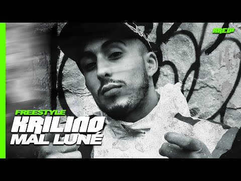 Youtube: Krilino – Freestyle « Mal Luné »
