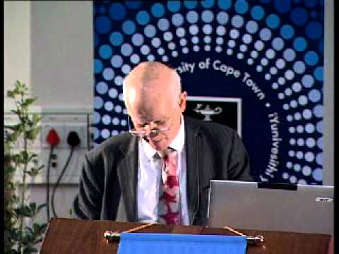 Sir Howard Davies' lecture on the financial crisis