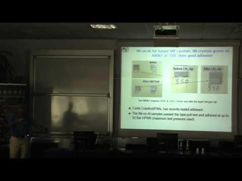 M.Khrishnan Workshop 2014 on: Thin Films and new ideas on RF superconductivity