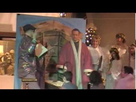 The Great Christmas Story (funny church skit) - YouTube
