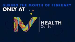 IV Health Center - Valentine's Day Promo