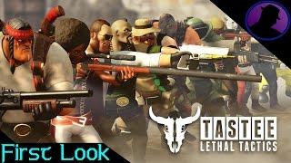 First Look - Tastee Lethal Tactics - Ep. 1 - Bad Bumpy!