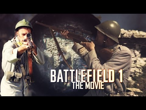 SNIPER in REAL LIFE! | BATTLEFIELD 1 - THE MOVIE [Avanti Savoia]