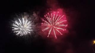 HD Full Fireworks Display July 4, 2016 | Simi Valley, California | 1080p 60fps