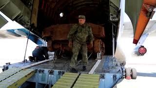 "Американский танк ""Шерман"" доставили на Дальний Восток"