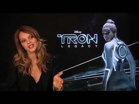 TRON: Legacy  AreaGames meets Beau Garrett GEM
