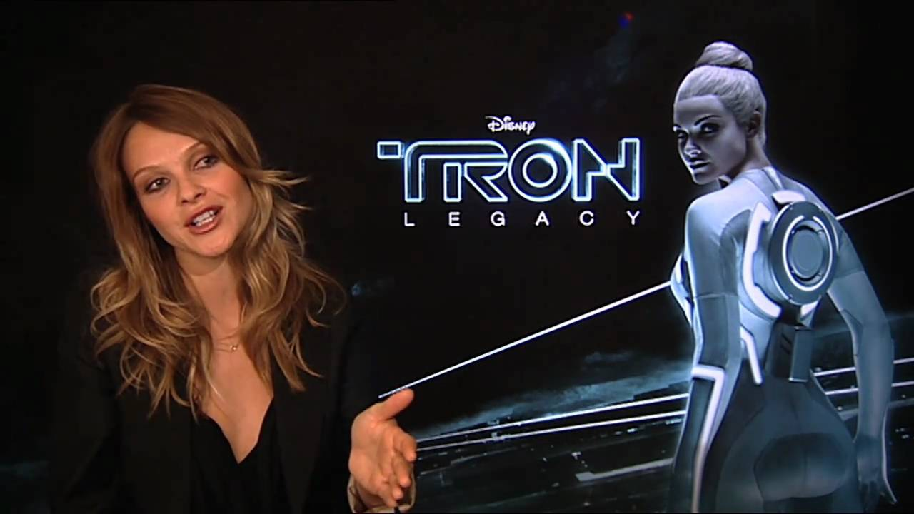 tron: legacy - areagames meets beau garrett (gem) - youtube