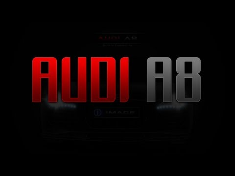 Truth in Engineering - Audi R8 Recreation Speed Art - Created By: Image