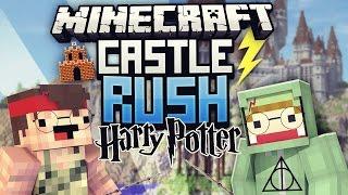 ZU UNRECHT GEBANNT! - CASTLE RUSH - Harry Potter #1 unge VS Rewi