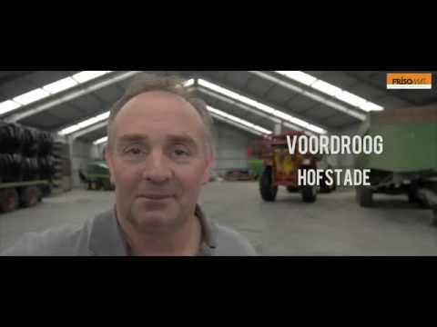 A farmer testifies - The Frisomat Agricultural Steel Hangars - Industrial Buildings