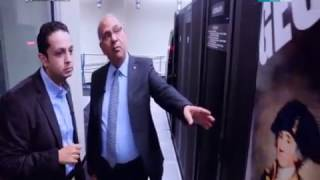 كاميرا مصر تستطيع تكشف لأول مرة عن السوبر كمبيوتر من داخل جامعة جورج واشنطن
