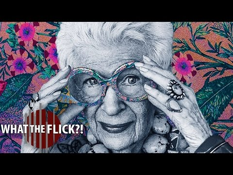 Iris (Directed by Albert Maysles) Documentary Review