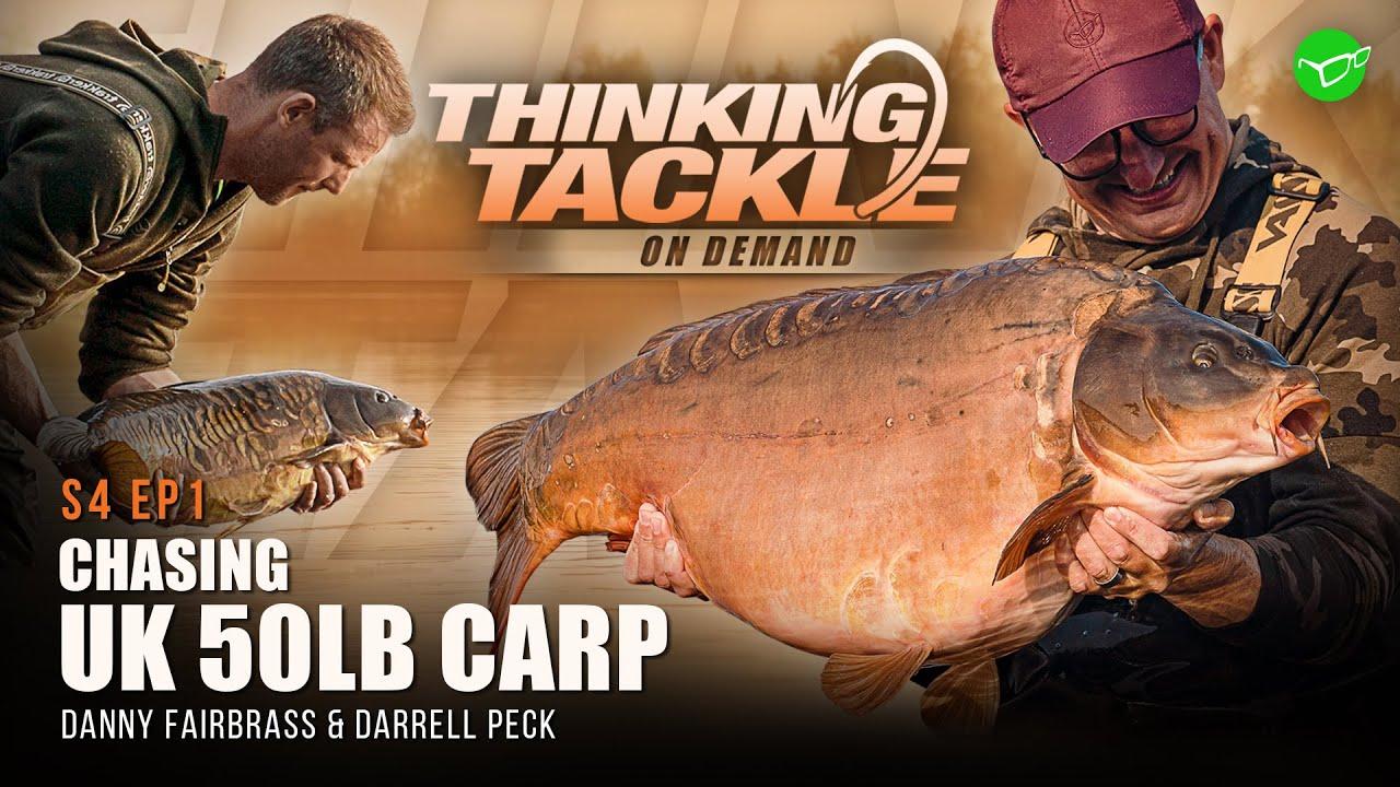 Download Korda Thinking Tackle OD 4 EP1: Danny Fairbrass & Darrell Peck | Carp Fishing 2021
