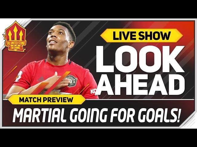 Manchester United vs Crystal Palace! Solskjaer's Striker Boost!