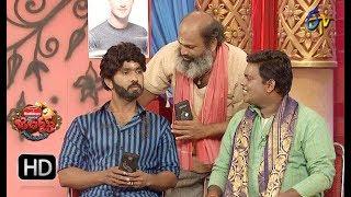 Adhire Abhinay Performance | Jabardasth | 22nd November 2018 | ETV  Telugu