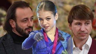 Алексей Ягудин и Илья Авербух о возвращении Трусовой к Тутберидзе