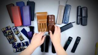 Pen Pouches, Cases and Rolls