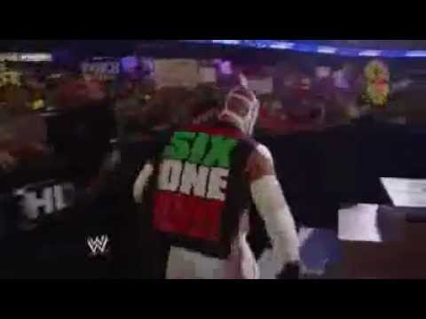 WWE - Rey Mysterio VS Undertaker [Part 1-2] - YouTube