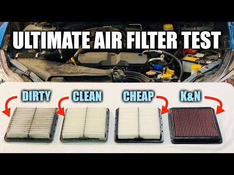 Do Performance Air Filters Actually Work?