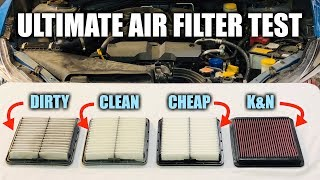 Do Performance Air Filters Actually Work? thumbnail