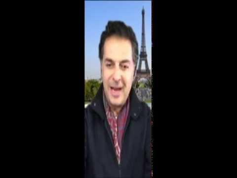 راغب علامة على مسرح الأوليمبيا باريس Ragheb Alama live in concert at Olympia hall Paris 15/1/ 2015