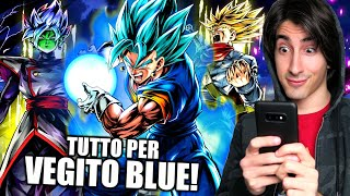 Spendo TUTTO per VEGITO BLUE LF e GUARDATE che SUCCEDE 😱 Dragon Ball Legends 2nd Anniversario ITA