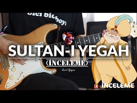 Mor ve Ötesi - Sultan-ı Yegâh  1. Bölüm (Intro Gitar Dersi)