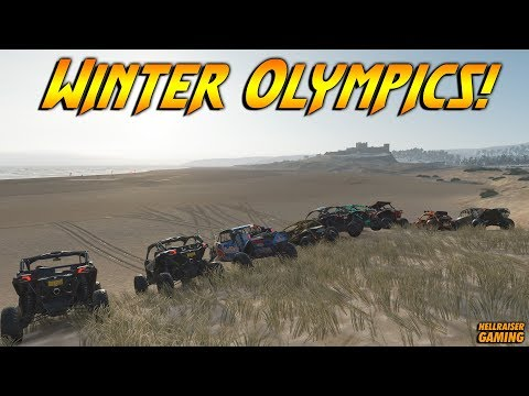 Forza Horizon 4 Winter Olympics Car Show! Longest Ski Jump, Hill Climb, Fastest Speed +More! thumbnail
