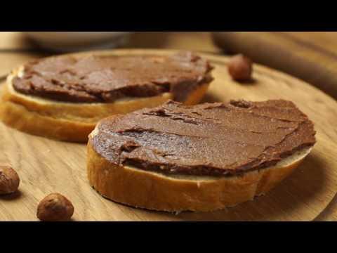 Нутелла в домашних условиях - рецепт вкусной шоколадной пасты