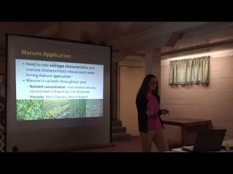 Customizing Fall Manure Application to Your Soil Types