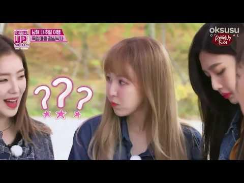 Red Velvet Irene Always Burst Into Laughter Because Wendy Part3